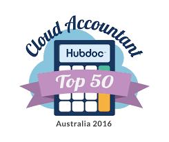 Hubdoc top 50 2016 AU