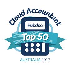 Hubdoc top 50 2017 AU