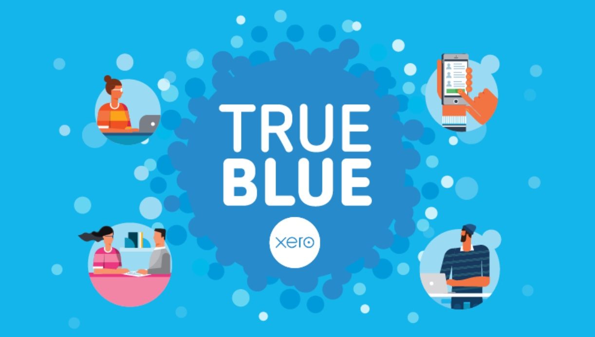 xero true blue